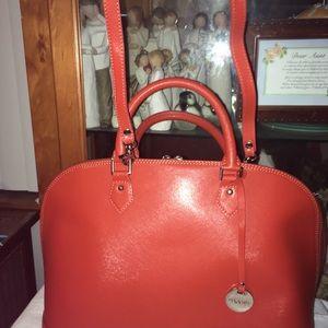 Pulicati X-L Satchel Shoulder Bag